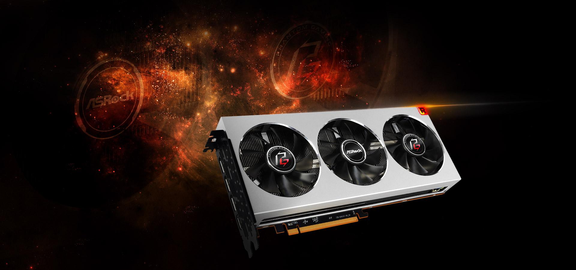 ASRock > Phantom Gaming X Radeon VII 16G