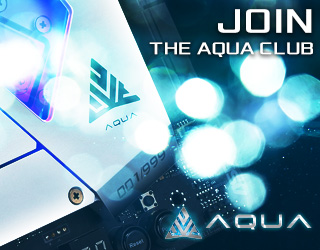 AQUA CLUB button